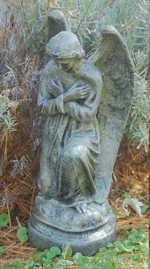 Large Memorial Angel Garden Statue