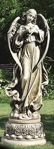 Large Angel of Peace Sculpture