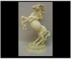 Galloping Horse on Base