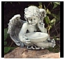 Angel and Cherub Bird Feeders