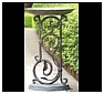 Metal Bird Baths: Cast Iron, Bronze and Aluminum