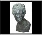 Bronze Bust of Venus