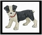 Jack Russell Terrier - Cast Iron