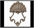 Shell Door Knocker