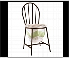 Williamsburg Chair Plant Stand - Holds 10