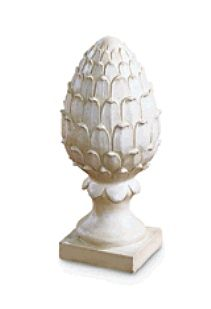 Pineapple Ornament and Finial
