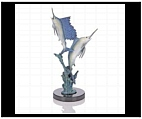 Islamorada Marlin and Sailfish Sculpture