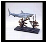 Bronze Shark Sculptures, Statues and Gifts