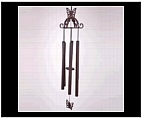 Butterfly Windchime - Cast Iron
