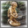 Explore life size and large children statues and sculptures for a school, memorial or garden with our bronze children statues, marble children sculptures including mother and children theme to unique children gifts such as our popular children bookends.