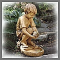 Explore bronze and life size reading children statues and sculptures for a school, memorial or garden.