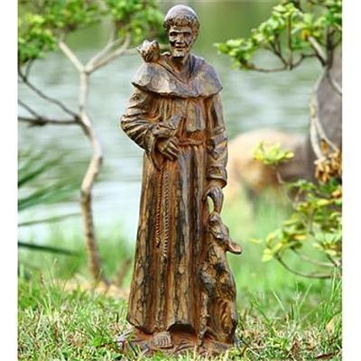 St. Francis the Patron Saint of Animals