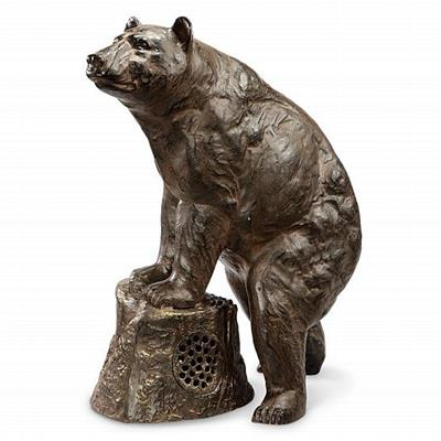 Sierra Bear Garden Sculpture