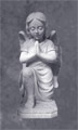 Kneeling Angel in Prayer