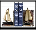 Sailor's Bookends