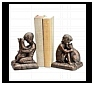 Boy and Girl Children Bookends
