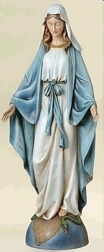 "Our Lady of Grace - 14""H"