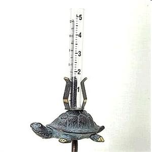 George the Turtle Rain Gauge