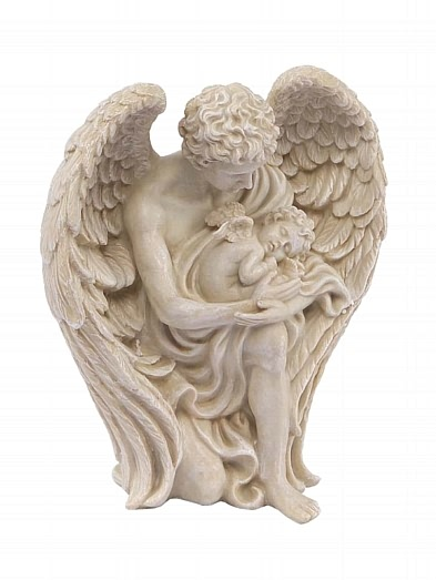 Superb Male Guardian Angel.
