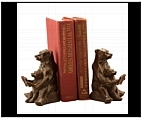 Daddy Bear Bookends