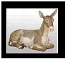 Donkey Statues, Sculptures, Figurines