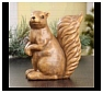 Squirrel Statues, Figurines and Gifts