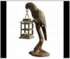 Parrot Garden Sculpture - Tea Lite Holder