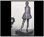 Young Ballerina Girl Sculpture