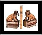 Bloodhound Bookends