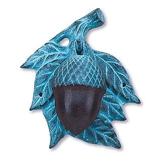 Single Acorn Door Knocker
