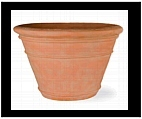 Clay Urn and Planter