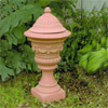 Garland Urn with Lid
