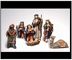 Nativity Set - Scaled for 20