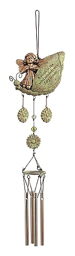 Garden Fairy Windchime