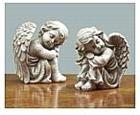 Sleeping Cherubs - Set of 2