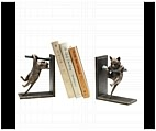 Playful Kitty Cat Bookends