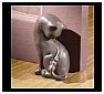 Cat Door Stops and Door Wedges
