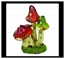 Mushroom Sculptures and Statues